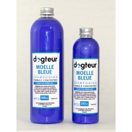 Offre Dogteur: 1 Shampooing PRO Dogteur Moelle Bleue 10 L acheté = 1 gant de toilettage offert - La Compagnie Des Animaux