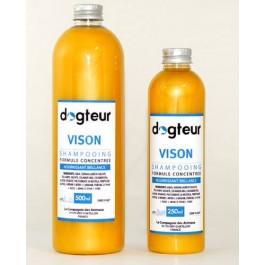 Offre Dogteur: 1 Shampooing PRO Dogteur Vison 10 L acheté = 1 gant de toilettage offert - La Compagnie Des Animaux
