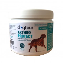 Dogteur Arthro Protect Grand Chien 84 cps - La Compagnie Des Animaux
