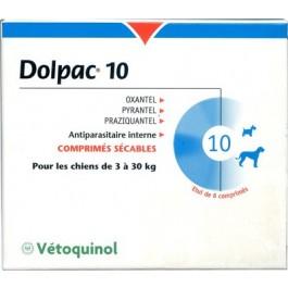 Dolpac 10 - 6cps - La Compagnie Des Animaux