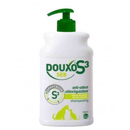 Douxo Seborrhee Shampooing 200 ml - La Compagnie Des Animaux