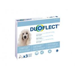 Duoflect Chiens 10-20 kg 3 pipettes - 6 mois - La Compagnie Des Animaux