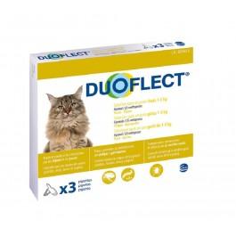Duoflect CHATS 1-5 kg  et Chiens 1-2 kg 3 pipettes-6 mois - La Compagnie Des Animaux