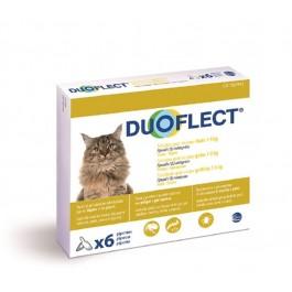Duoflect CHATS 1-5 kg  et Chiens 1-2 kg 6 pipettes - 12 mois - La Compagnie Des Animaux