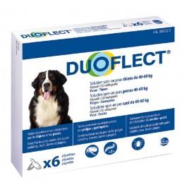 Duoflect Chiens 40-60 kg 6 pipettes - 12 mois - La Compagnie Des Animaux