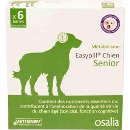 Easypill Chien Senior 6 x 28 grs - La Compagnie Des Animaux