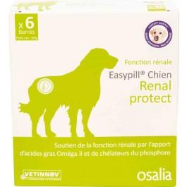Easypill Renal protect Chien 6 barres de 28 grs - La Compagnie Des Animaux