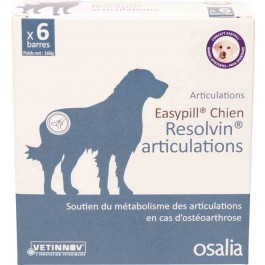 Easypill Resolvin Articulations Chien (ex. Raideurs articulations) - La Compagnie Des Animaux