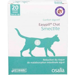 Easypill Smectite chat - La Compagnie Des Animaux
