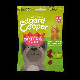 Edgard & Cooper Bonbecs à l'Agneau et au Boeuf pour chien 50 g - La Compagnie Des Animaux
