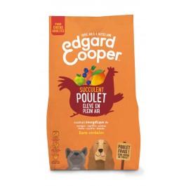Edgard & Cooper Croquettes au Poulet frais Chien Adulte 2.5 kg - La Compagnie Des Animaux