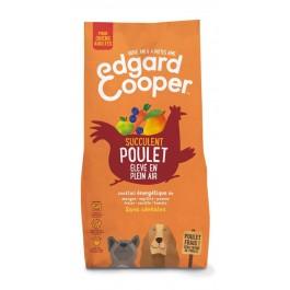 Edgard & Cooper Croquettes au Poulet frais Chien Adulte 7 kg - La Compagnie Des Animaux