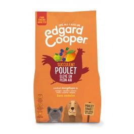 Edgard & Cooper Croquettes au Poulet frais Chien Adulte 700 g - La Compagnie Des Animaux