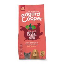 Edgard & Cooper Croquettes Poulet frais & Saumon norvégien sans céréale Chien Senior 2,5 kg - La Compagnie Des Animaux