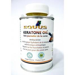 EQUUS Keratone Oil 250 ml - La Compagnie Des Animaux