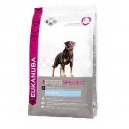Eukanuba Breed Specific Rottweiler 12 Kg - La Compagnie Des Animaux