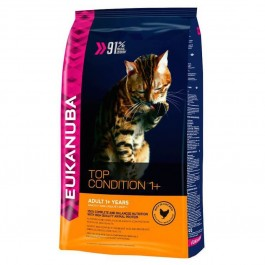 Eukanuba Chat Adult 1+ Top Condition 2 kg - La Compagnie Des Animaux