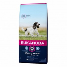 Eukanuba Chien Thriving Mature Moyenne Race 15 kg - La Compagnie Des Animaux