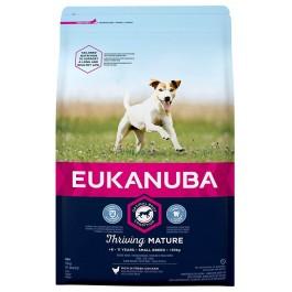 Eukanuba Chien Thriving Mature Petite Race 3 kg - La Compagnie Des Animaux