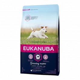 Eukanuba Growing Puppy Petite Race au poulet 3 kg - La Compagnie Des Animaux