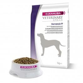 Eukanuba Veterinary Diets Dermatosis FP chien 1 kg - La Compagnie des Animaux