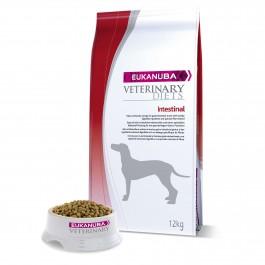 Eukanuba Veterinary Diets Intestinal chien 12 kg - La Compagnie des Animaux