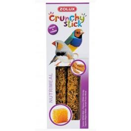 Zolux Crunchy Stick Exotique Millet / Miel - La Compagnie Des Animaux