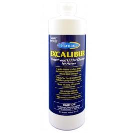 Excalibur - Gel pour nettoyer le Fourreau du cheval 473 ml - La Compagnie Des Animaux