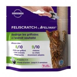 FELISCRATCH by FELIWAY® pour chat - 9 pipettes - La Compagnie Des Animaux