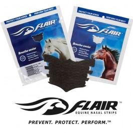 Flair Nasal Strip respiration nasale cheval noir - La Compagnie Des Animaux