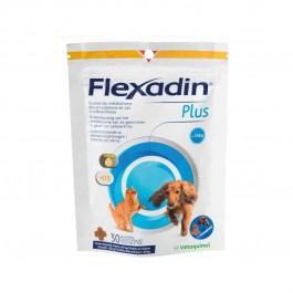 Flexadin Plus chat et petit chien (1 à 10 kg) 30 bouchées - La Compagnie Des Animaux