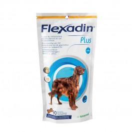 Flexadin Plus chien moyen et grand (+10 kg) 90 bouchées - La Compagnie Des Animaux