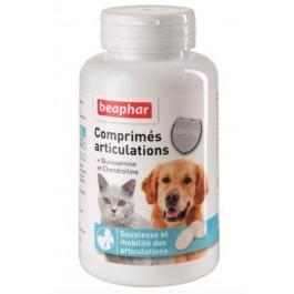 Beaphar Comprimés Articulations pour chien et chat 60 cps - La Compagnie Des Animaux