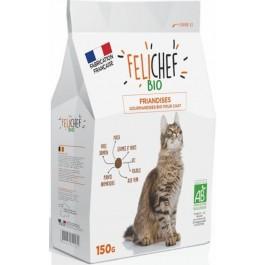 Felichef Friandises BIO chat 150 g - La Compagnie Des Animaux