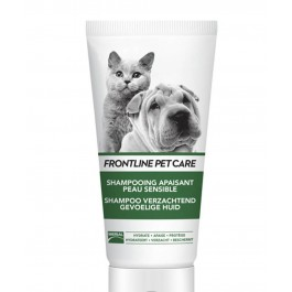 Frontline Pet Care shampooing apaisant peau sensible 200 ml - La Compagnie Des Animaux