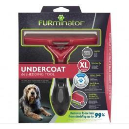Furminator brosse pour chien poils longs XL