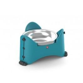 Gamelle ajustable Rotho Mypet Bleu 0.85 L - La Compagnie Des Animaux