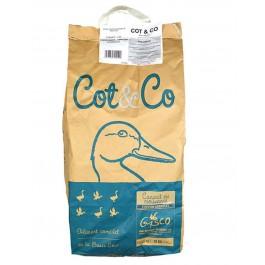 Gasco Cot & Co Canard et Oie 10 kg - La Compagnie Des Animaux
