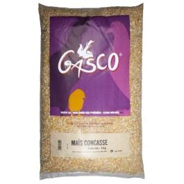Gasco Maïs concassé pour Basse-cour 4 kg - La Compagnie Des Animaux