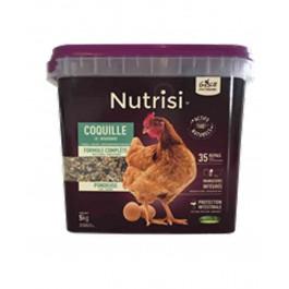 Gasco Nutrisi Coquille 5 kg - La Compagnie Des Animaux