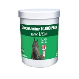 Naf Glucosamine 10,000 Plus avec MSM 4,5 kg - La Compagnie Des Animaux