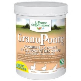 Granuponte 1 kg - La Compagnie Des Animaux