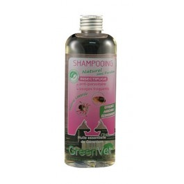 Greenvet Shampooing Insectifuge 250 ml - La Compagnie Des Animaux