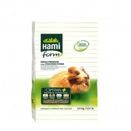 Hami Form Repas Premium Optima + Cochon d'Inde 2.5 kg - La Compagnie Des Animaux
