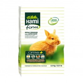 Hami Form Repas Premium Optima + Lapin Nain 2.5 kg - La Compagnie Des Animaux