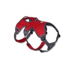 Harnais Ruffwear Web Master Rouge XXS - La Compagnie Des Animaux
