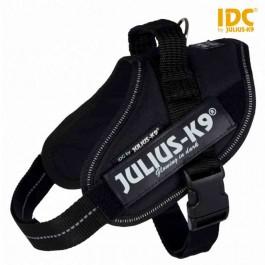Harnais Power Julius-K9 IDC Noir Mini S - La Compagnie Des Animaux
