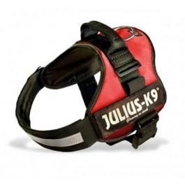 Harnais Power Julius-K9 Rouge S 40 à 53 cm - La Compagnie Des Animaux