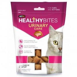 Vetiq friandises chats d'intérieur Urinary care 65 g - La Compagnie Des Animaux