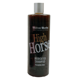 Hilton Herbs High Horse Medicated antibactérien 500 ml - La Compagnie Des Animaux